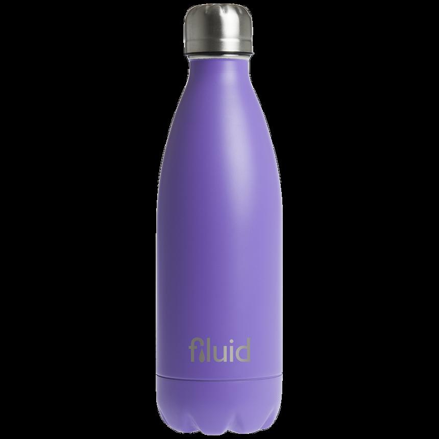 Lavendel Farget Fluid Drikkeflaske